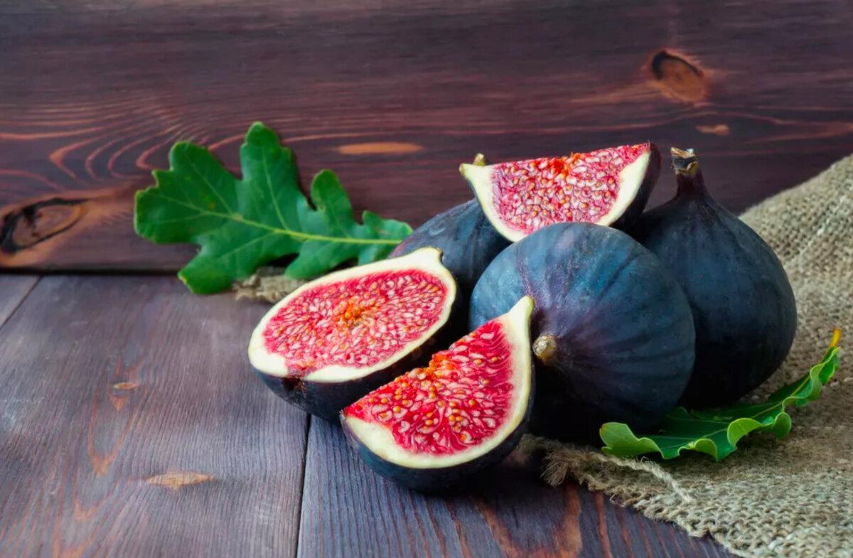 Фига – это не только комбинация из трех пальцев, но и… полезный фрукт, который можно купить в любом магазине