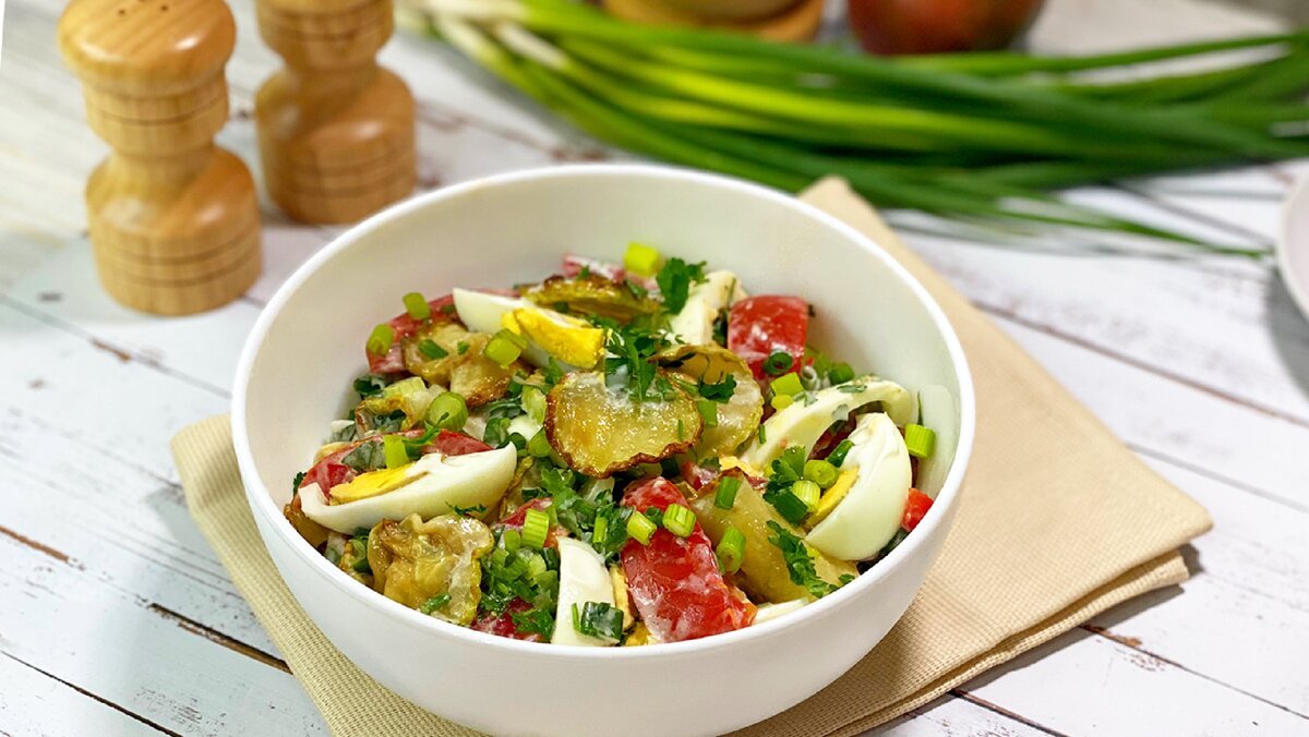 Салат из кабачков - такой вкусный, что съедается за секунды (я просто обязана поделиться с вами этим рецептом)