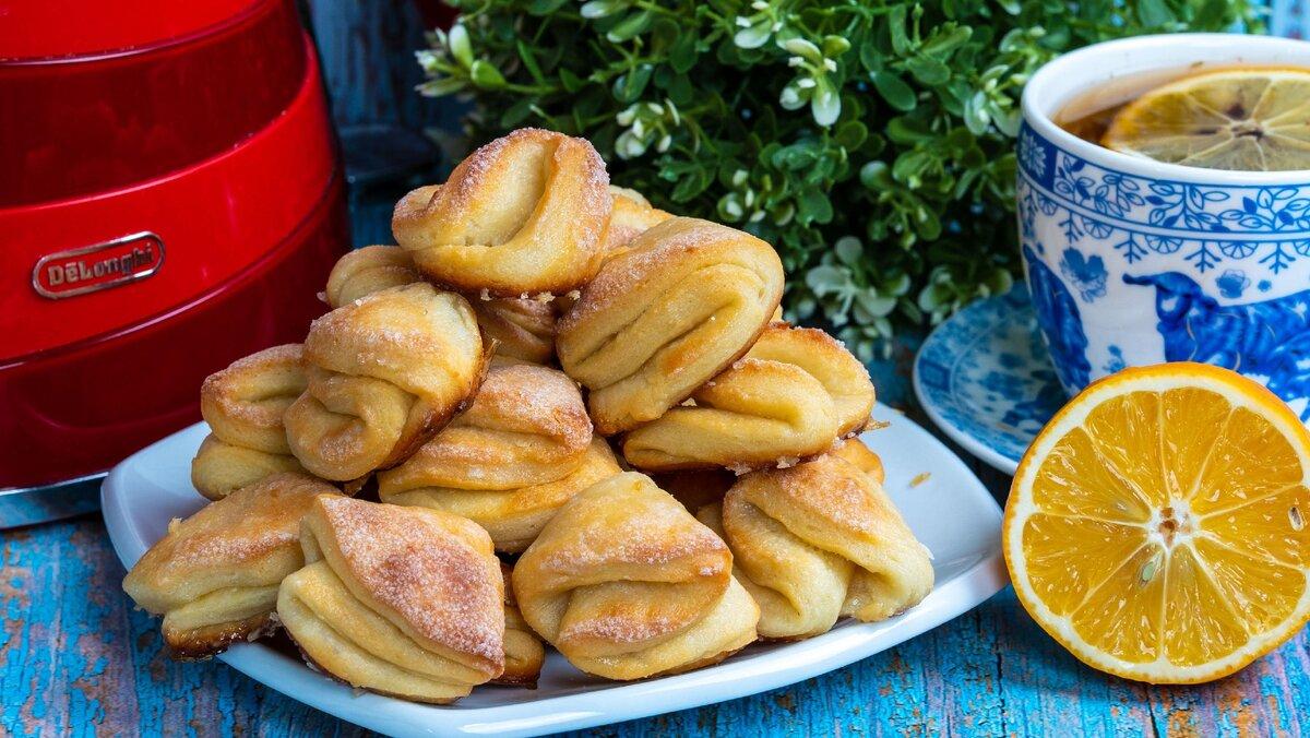 Невероятно простое, бюджетное и очень вкусное – печенье на основе творога!